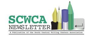 SCWCA newsletter banner